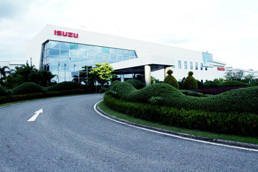 โรงงาน ISUZU