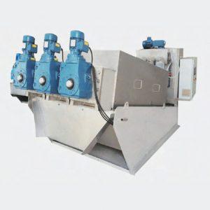multi-disk-screw-press
