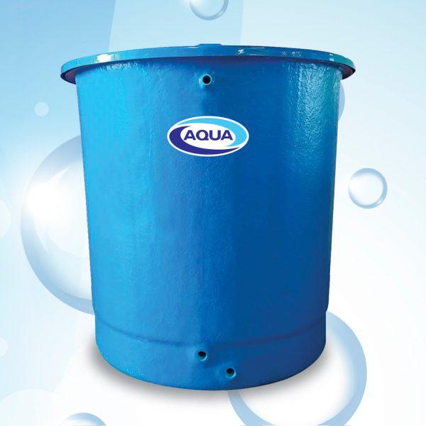 ถังเก็บน้ำ aqua ไฟเบอร์กลาส wtf